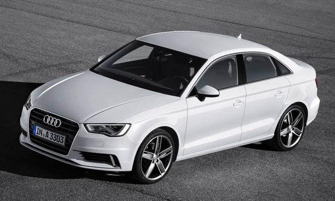Прокат автомобиля Audi A3 в Крыму