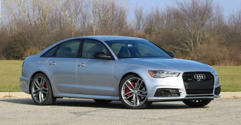 Прокат автомобиля Audi A6 в Крыму