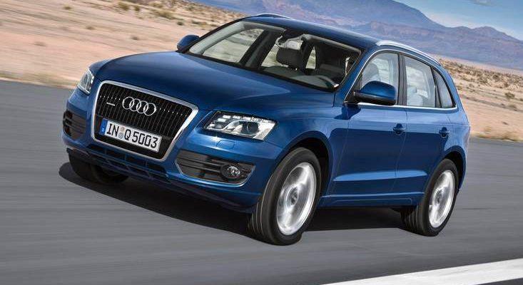 Аренда автомобиля Audi Q5 в Крыму