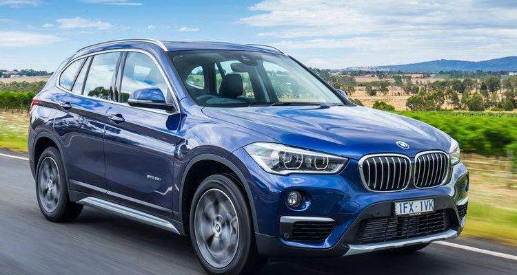 Аренда автомобиля BMW X1 в Крыму