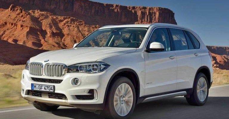 Аренда автомобиля BMW X5 в Крыму