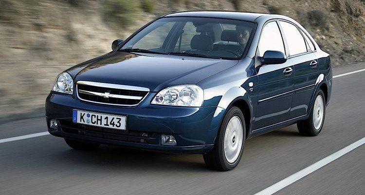 Аренда автомобиля Chevrolet Lacetti в Крыму