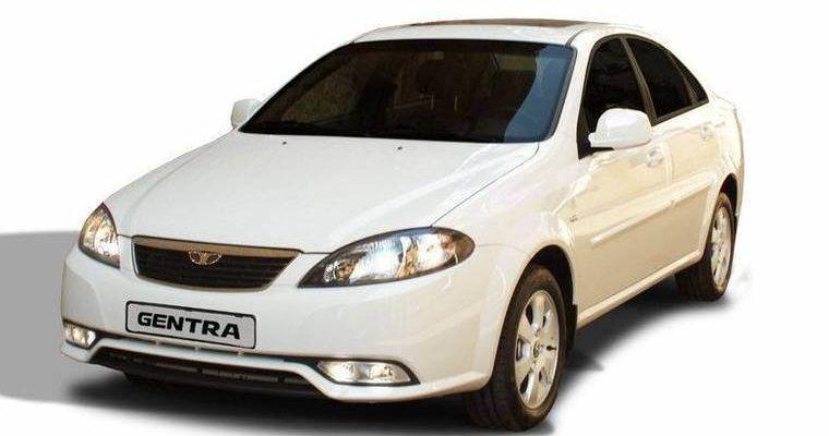 Аренда автомобиля Daewoo Gentra в Крыму