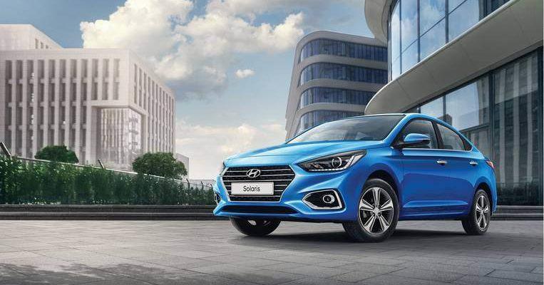 Аренда автомобиля Hyundai Solaris в Крыму