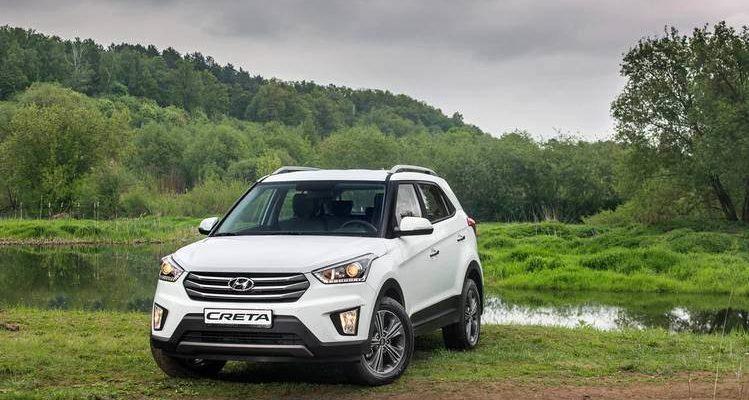 Аренда автомобиля Hyundai Creta в Крыму