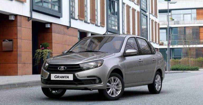 Аренда автомобиля LADA Granta в Крыму