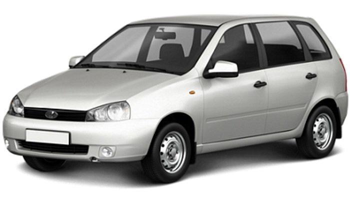 Аренда автомобиля Lada Kalina в Крыму