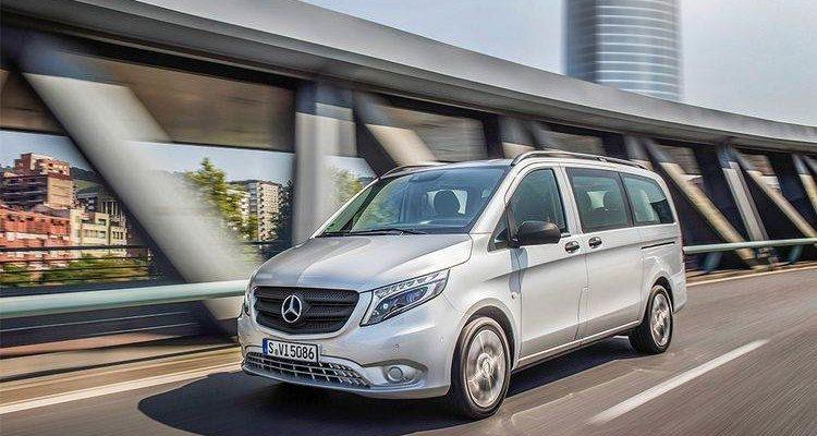 Аренда авто Mercedes Vito Tourer в Крыму прокат Мерседес Вито
