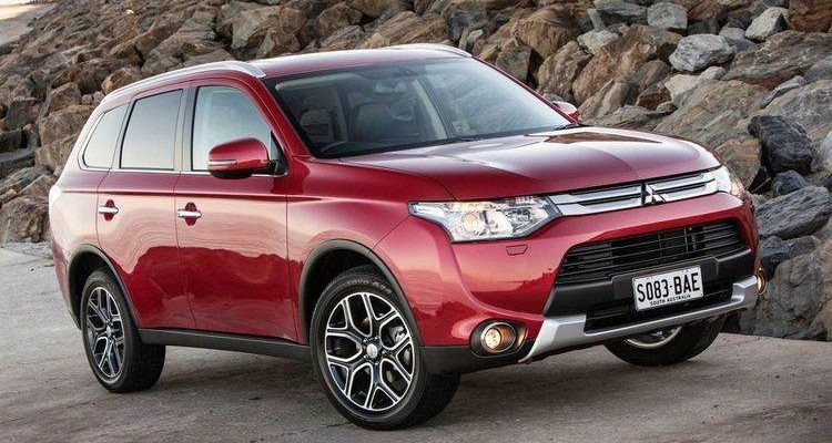 Аренда авто Mitsubishi Outlander в Крыму прокат Мицубиси Аутлендер