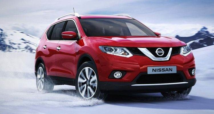 Аренда автомобиля Nissan X-Trail в Крыму
