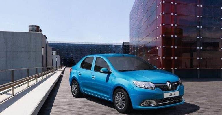 Прокат автомобиля Renault Logan в Крыму