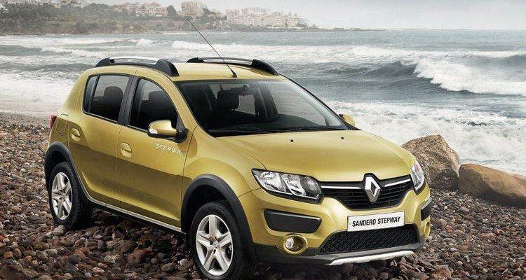 Аренда автомобиля Renault Sandero в Крыму