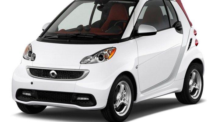Аренда автомобиля Smart For Two в Крыму