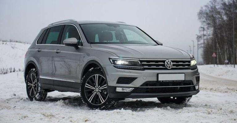 Аренда авто Volkswagen Tiguan в Крыму