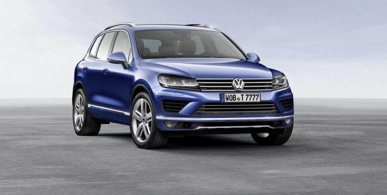 Прокат Volkswagen Touareg в Крыму