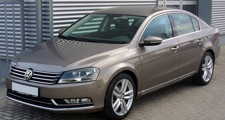 Аренда автомобиля Volkswagen Passat B7 в Крыму